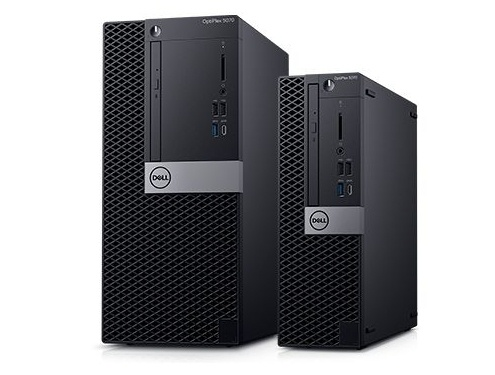 This picture shows dell business-grade optiplex computer
