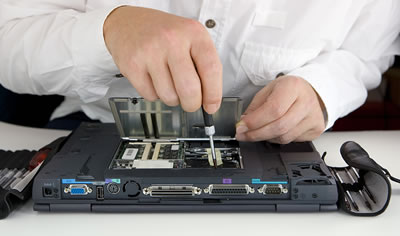 this is a picture of laptop computer repair