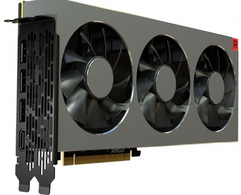 This picture shows a graphics or video card upgrade