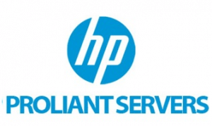 This graphic says HP ProLiant Servers