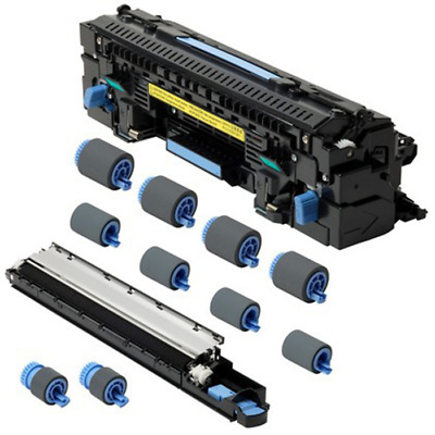 This is a picture of a laser printer maintainance kit