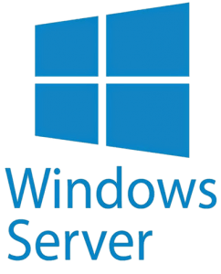 This graphic says Windows Server